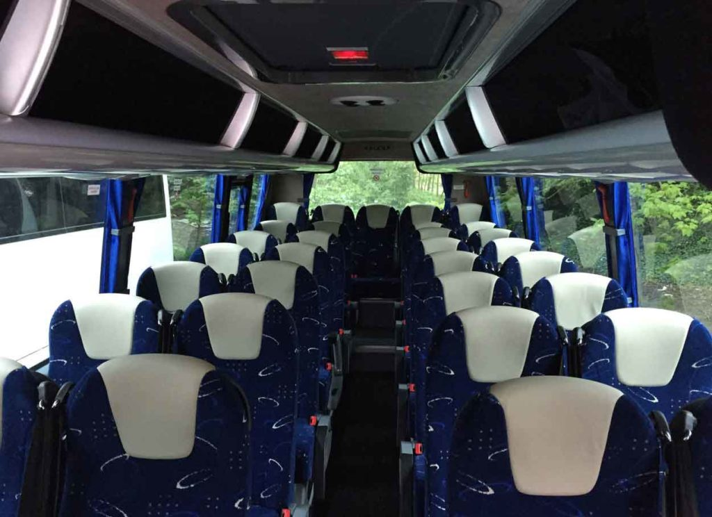 Executive coach hire | empire coaches