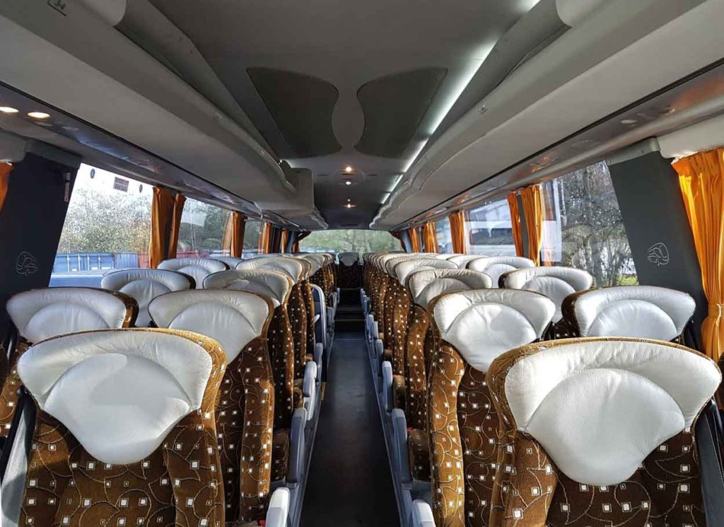 Coach hire Dublin | empire coaches