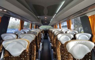 Private Executive Bus Hire Private Corporate Bus Hire