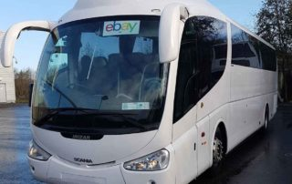 Executive bus hire corporate bus hire