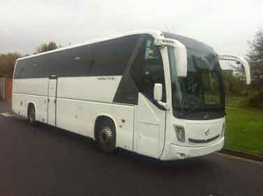 coach hire | empire coaches