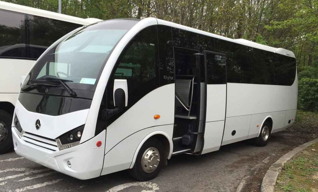 corporate bus hire | Executive bus hire
