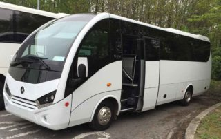 wedding bus | Empire Coaches minibus hire Dublin