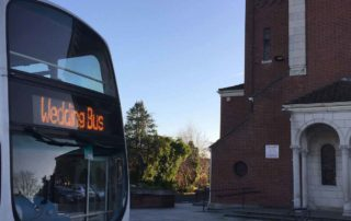 corporate bus hire Executive bus Dublin